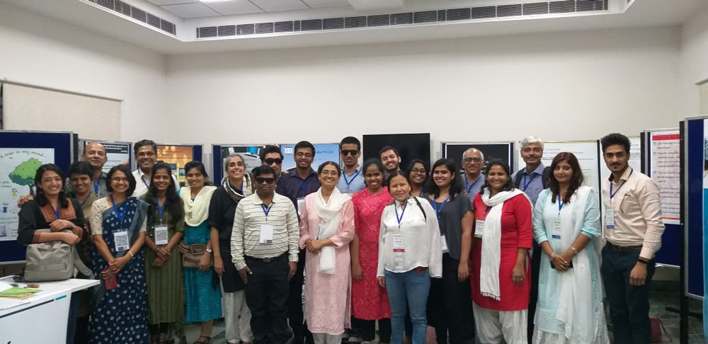 Vision Empower Trust Team @ Empower 2019 @ IIT Delhi in partnership with Microsoft Research